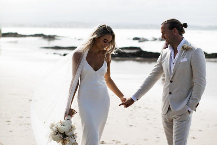 GEORGIE + KANE ~ REAL WEDDING