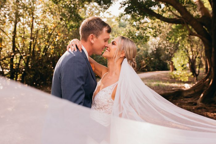 Alanah + Andrew ~ Real Wedding