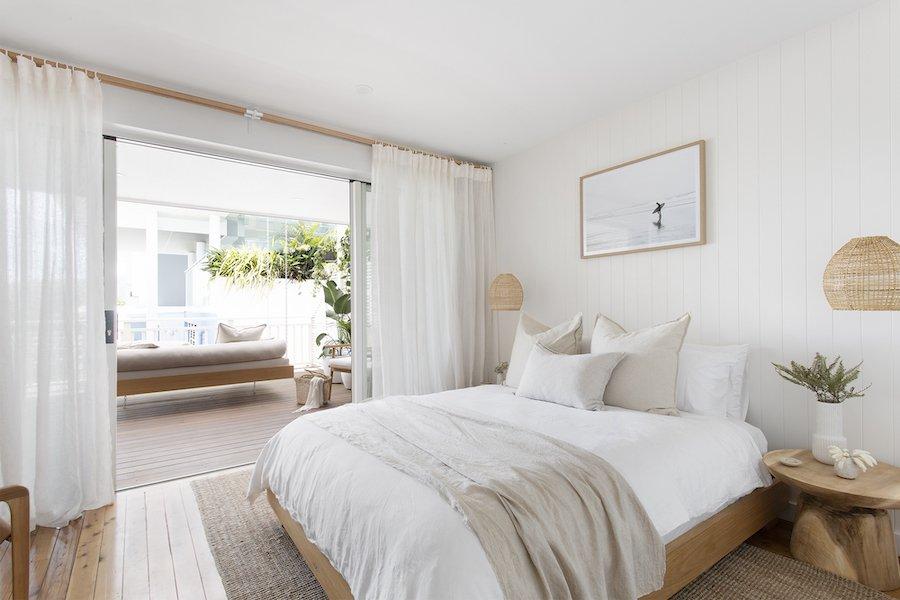 Gold Coast Accommodation master bedroom