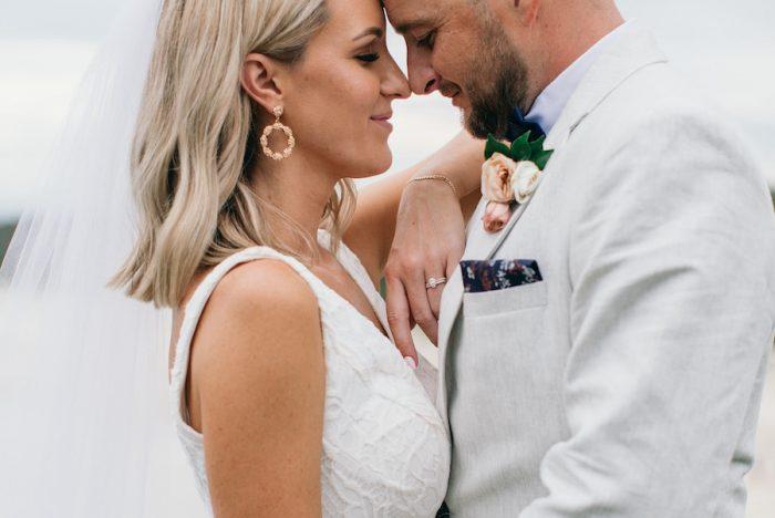 Madelyn + Trevor ~ Real Wedding