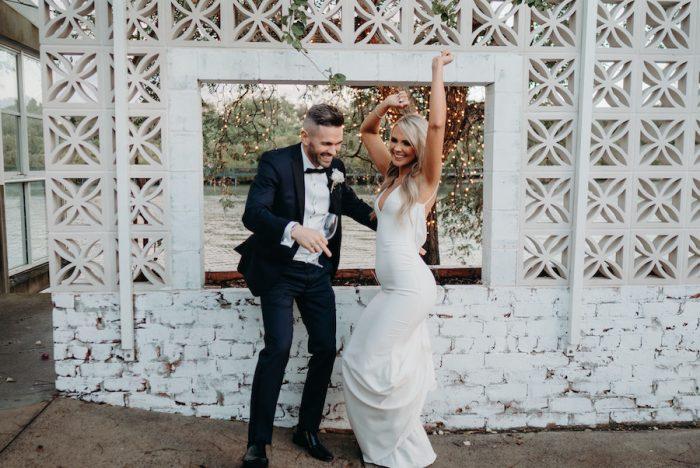Katrice + Elliot ~ Real Wedding
