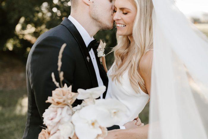 Mel + Nick ~ Real Wedding